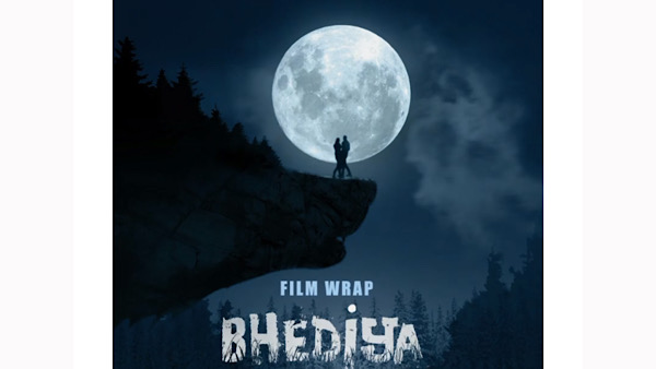 Varun Dhawan Wraps Up Bhediya And Announces Its Release Date, Calls It An 'Extraordinary Journey