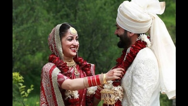 Yami Gautam Reveals Why She Kept Her Relationship With Aditya Dhar Under Wraps Before Marriage