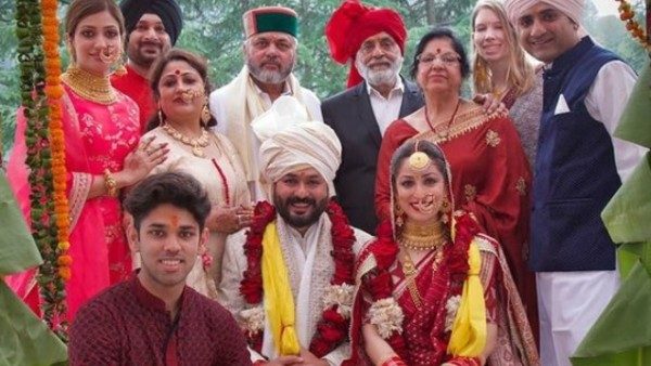 Yami Gautam Says Her Impromptu Wedding Happened Because Of Her Nani; Find Out Why
