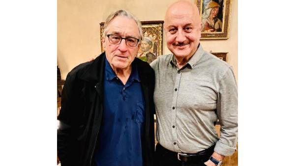 Anupam Kher Shares A Beautiful Birthday Wish For Robert De Niro, Says 'You Have Inspired Generation Of Actors'