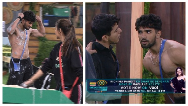 Bigg Boss OTT: Pratik And Zeeshan Get Into A Physical Fight; This Week's Boss Man And Boss Lady Announced!
