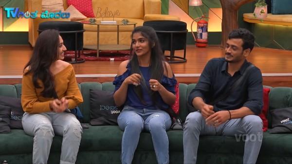 BB Kannada 8: Kiccha Sudeep Fulfils Divya Uruduga's Wish