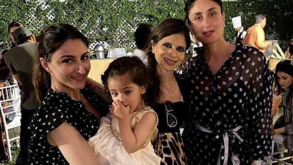 Kareena Kapoor Shares Sister-In-Law Saba Ali Khan's Post