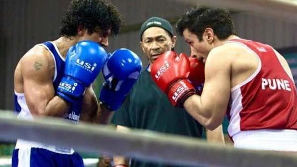 Darshan Kumaar On Knockout Punch Scene With Farhan In Toofaan: When He Hit Me, I Saw Stars In Broad Daylight