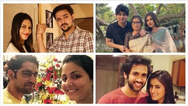 Raksha Bandhan 2021: From Mouni Roy-Mukhar To Divyanka-Aishwarya Meet Actresses & Their Brothers