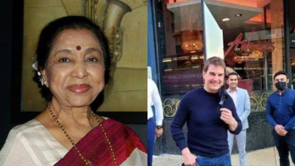 Tom Cruise Dines At Asha Bhosle's UK Restaurant, Latter Says Looking 'Forward To Him Visiting Us Again Soon'