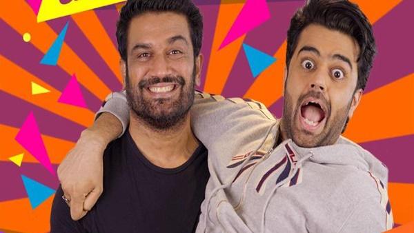 Maniesh Paul Welcomes Sharad Kelkar - A Hindi Voice Of Baahubali On His Show; Watch Teaser
