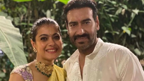 Ajay Devgn Promises To Make Kajol's Birthday As Special As Her; His Post Spells Love In Bold!