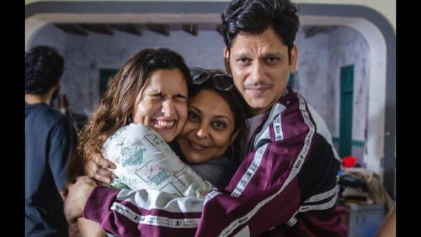 Alia Bhatt Wraps Up Darlings, Pens An Emotional Note For Co-Star Shefali Shah