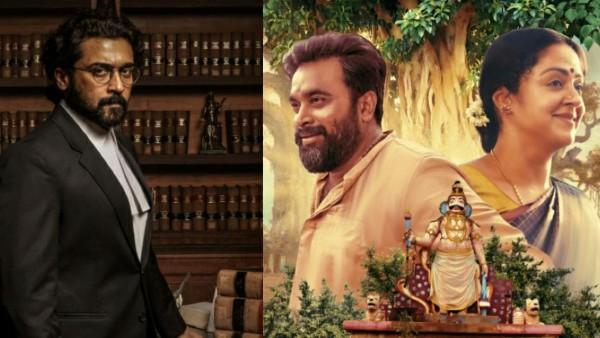 Suriya's Jai Bhim To Jyotika's Udanpirappe: Four 2D Entertainment Movies To Release On Amazon Prime Video
