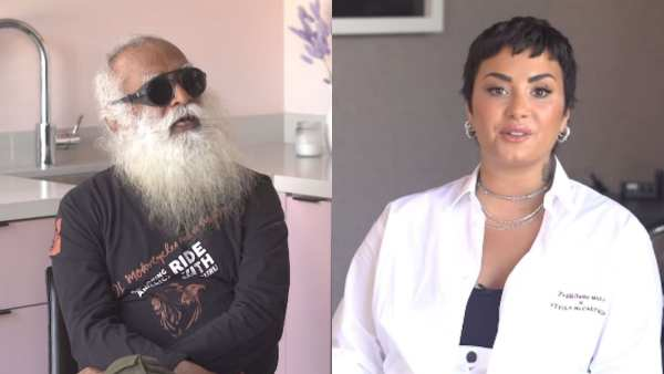 Demi Lovato Chats With Sadhguru About Mystics & Aliens, Indian Fans Delighted With Collaboration
