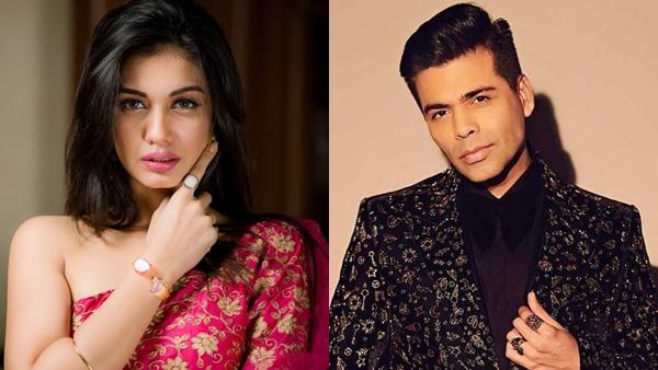 Bigg Boss OTT: Divya Agarwal Lashes Out At Karan Johar; Says 'Tum Mere Bare Me Aisa Kaise Bol Sakte Ho'