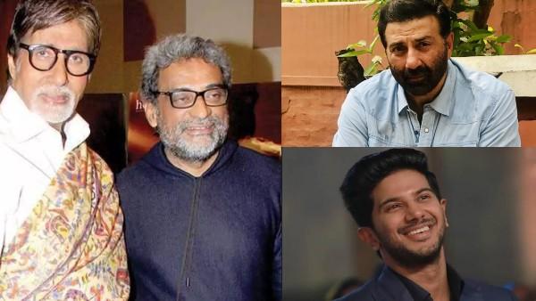 आर बाल्की ने पुष्टि की कि अमिताभ बच्चन उनकी सनी देओल-दुलकर सलमान स्टारर का हिस्सा हैं
