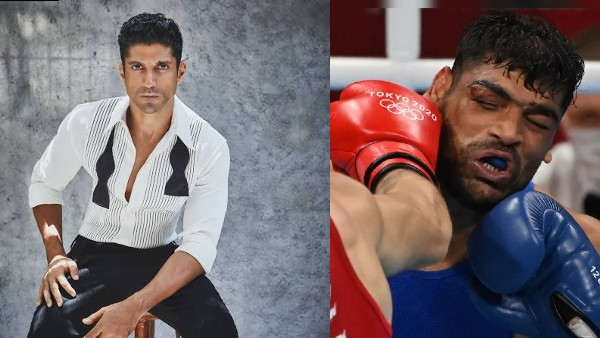 Farhan Akhtar Praises Boxer Satish Kumar: You Showed The World What True Competitors Are Made Of