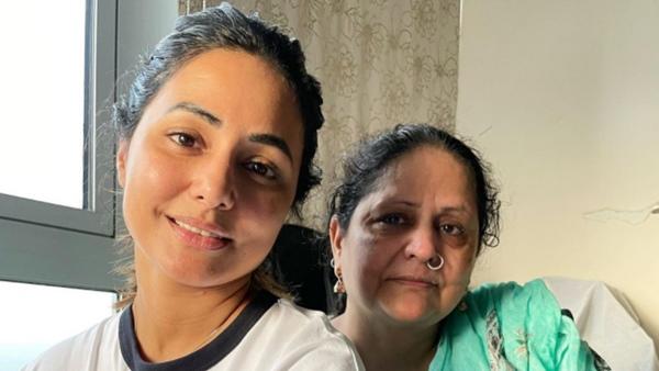 Hina Khan Calls Her Mother 'An Embodiment Of Sheer Strength'; Gauahar Khan, Kushal Tandon & Others React