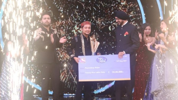 Indian Idol 12 Winner Pawandeep Says 'I Still Feel Like I'm Dreaming'; Thanks Fans & Viewers Who Voted For Him
