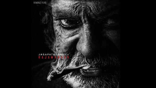 Salaar: Prashanth Neel Welcomes Jagapathi Babu On Board, Actor To Play Deadly Rajamanaar