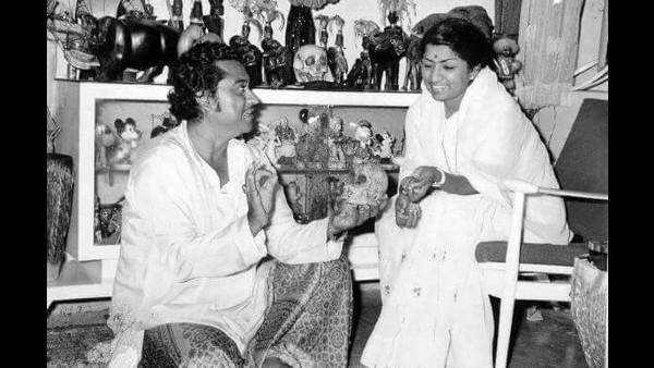 Lata Remembers Kishore On His Birth Anniversary