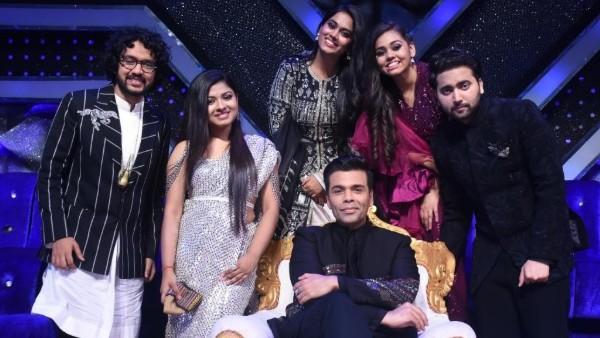 Indian Idol 12 SEMI FINALE: Contestants Visit Manish Malhotra's Store To Get Ready For Karan Johar Spl Episode
