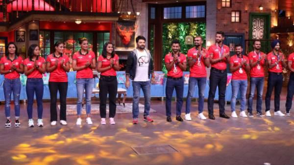 The Kapil Sharma Show To Host The Indian Hockey Team & Bollywood Legends Shatrughan Sinha And Dharmendra