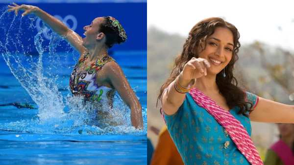 Tokyo Olympics 2021: Israel swimmers perform to Madhuri Dixit's Song Aaja Nachle