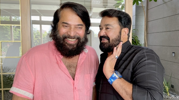 Mammootty And Mohanlal Receive UAE's Golden Visa; Set A New Record!