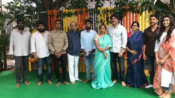 Bangarraju: Nagarjuna Akkineni-Naga Chaitanya's Next Launched In Hyderabad, See Pics