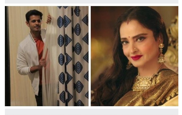 Neil Bhatt On Rekha Being A Part Of GHKKPM: It Just Gives Goosebumps To Act On The Same Platform As Her
