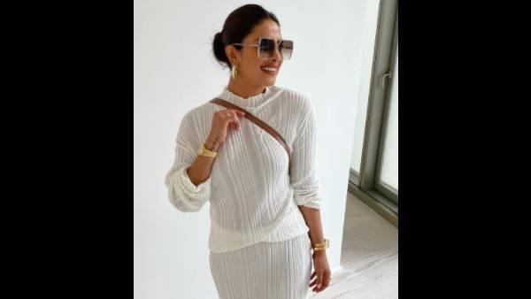 Priyanka Chopra Reveals She Cried On The Plane While Returning Back To Work