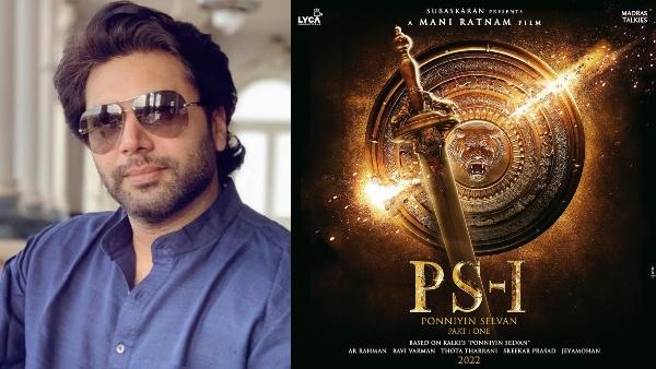 Ponniyin Selvan: Jayam Ravi Wraps Up The Mani Ratnam Directorial; Pens A Special Note