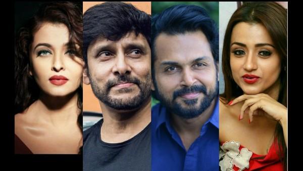 Ponniyin Selvan Cast: Character Details Of Aishwarya Rai Bachchan, Vikram, Karthi And Trisha Leaked!