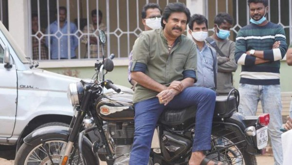 PSPK Rana Movie To Hit The Marquee On January 12, First Single On Its Way!