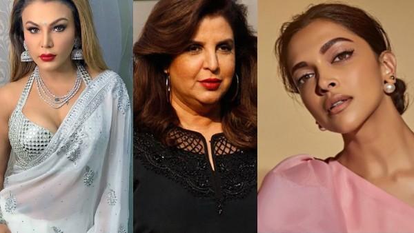Farah Khan Praises Deepika Padukone And Rakhi Sawant; 'I Have Given Two Megastars To The Industry'