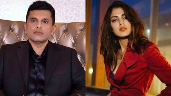 EXCLUSIVE! Anand Pandit On Chehre And Rhea Chakraborty: There's A Level Of Interest To See Her On Big Screen
