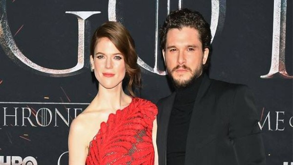 Kit Harington Shares Insight Into Parenting With Rose Leslie