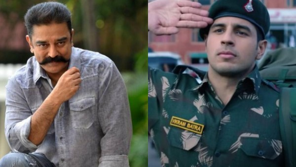 Kamal Haasan Lauds Sidharth Malhotra's Shershaah; Says 'Makes My Chest Swell With Pride For My Soldiers'