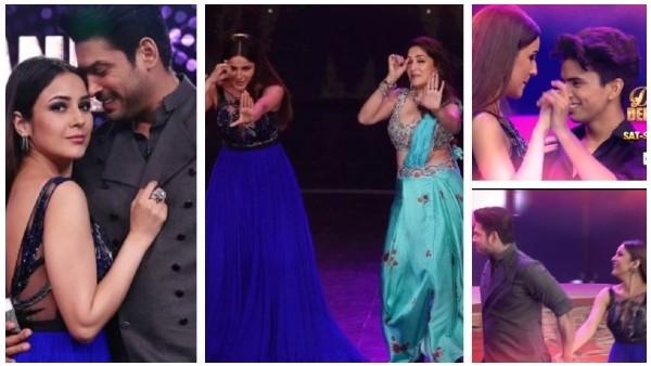 Shehnaaz Gill Performs Romantic Dance With Dance Deewane 3 Contestant; Sidharth Shukla Gets Possessive