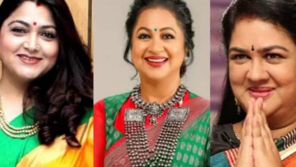 Khushbu, Radhika Sarathkumar And Urvashi To Star In Aadavaallu Meeku Johaarlu