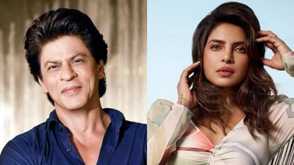 Shah Rukh Khan & Priyanka Chopra Top List Of World's Most In-Demand Stars: Report