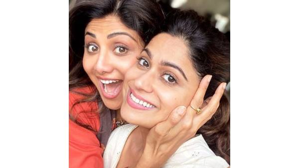 Bigg Boss OTT: Shilpa Shetty Gives A Heartwarming Message To Sister Shamita Shetty, Leaves Latter Emotional
