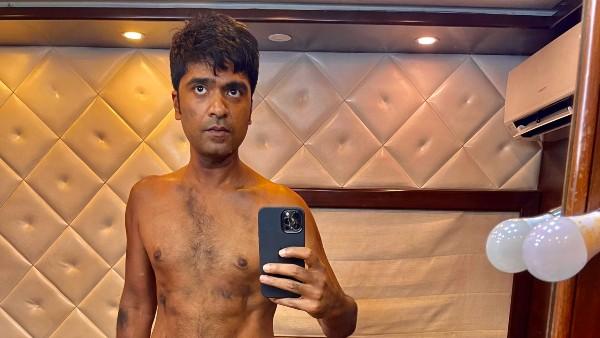 Vendhu Thanindhathu Kaadu: Silambarasan's New Look Becomes Talk Of The Town