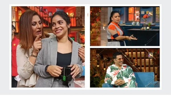 Kapil Sharma Show: Sumona On Not Being Part Of Promo; Bharti Asks Akshay 'Is It His Production Or Salman's?'