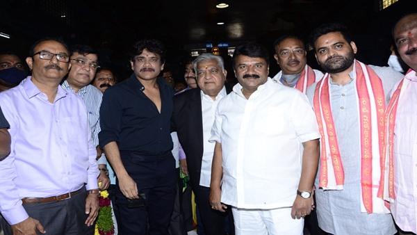 Nagarjuna To Start Second Schedule Of Praveen's Film