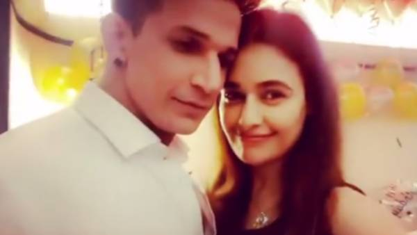Yuvika Chaudhary's Birthday Celebration With Hubby Prince Narula Is All Things Love
