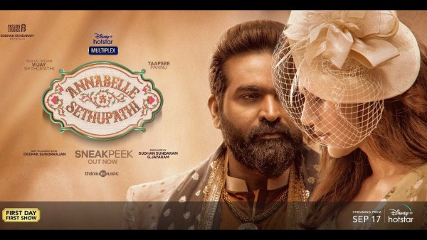 Annabelle Sethupathi Twitter Review: Here's What Audiences Have To Say About The Vijay Sethupathi Starrer!