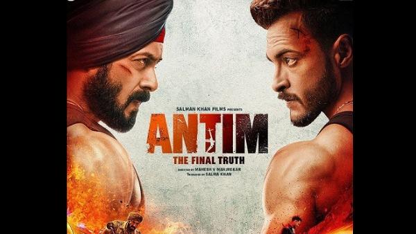 Salman Khan And Aayush Sharma Starrer Antim To Have A Diwali Release Date?