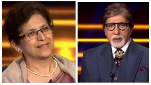 KBC 13: The Rs 80,000 Question That Stumped Manju Seth