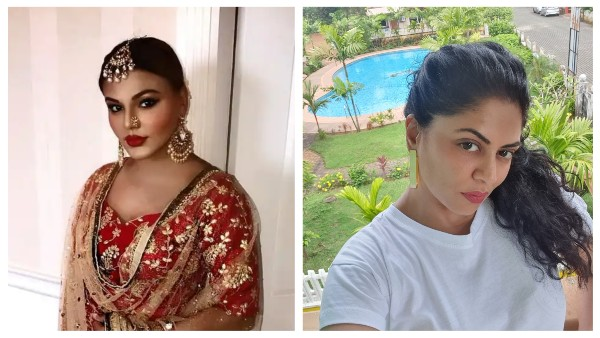 Rakhi Trends After Politician Names Her To Shade Sidhu