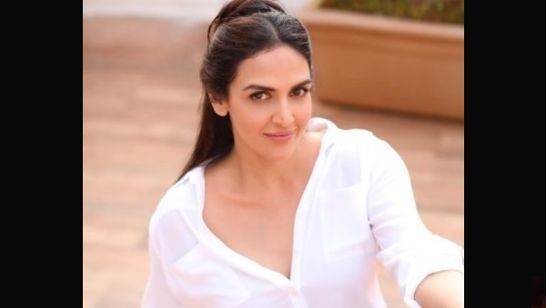 Esha Deol Says She Was Never Treated As A Star Kid In School; 'I Travelled In Rickshaws, Trains'