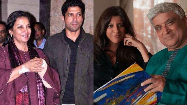 Shabana Azmi Says It'd Be Easier To Convince Steven Spielberg To Cast Her Than Farhan Akhtar & Zoya